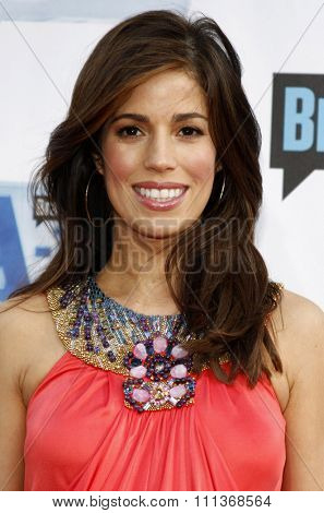 Ana Ortiz at the Bravo's 2nd Annual A-List Awards held at the Orpheum Theater in Los Angeles, California, United States on April 5, 2009.