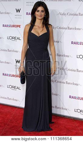 04/08/2008 - Westwood - Penelope Cruz at the Los Angeles Premiere of