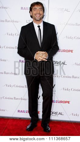 04/08/2008 - Westwood - Javier Bardem at the Los Angeles Premiere of
