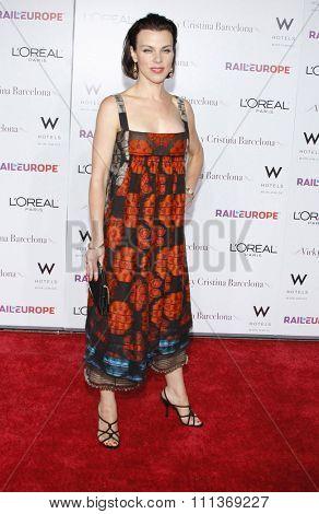 Debi Mazar at the Los Angeles Premiere of
