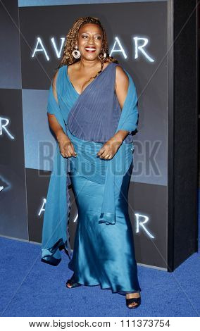 CCH Pounder at the Los Angeles Premiere of