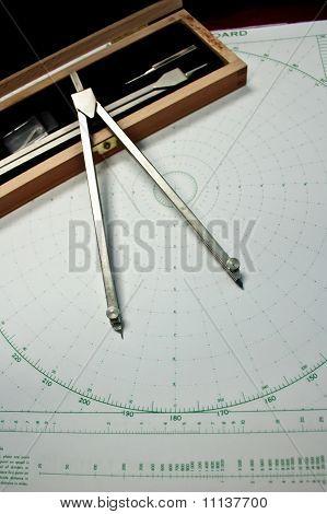 Nautical Dividers