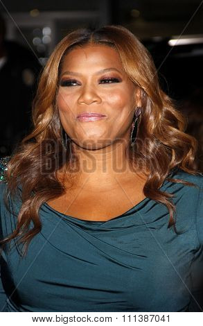 Queen Latifah at the Los Angeles Premiere of