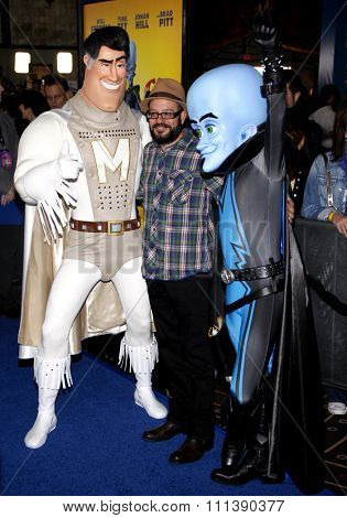 David Cross at the Los Angeles Premiere of