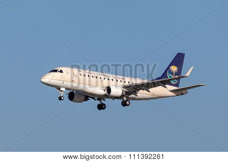 Saudi Arabian Airlines Airbus A320
