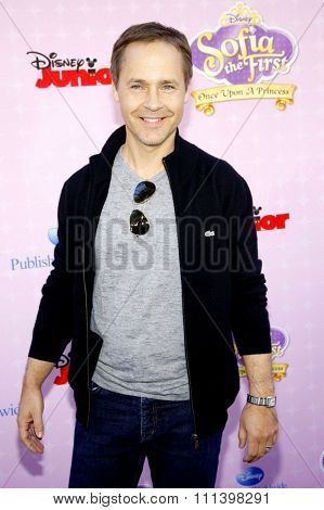 Chad Lowe at the Los Angeles premiere of