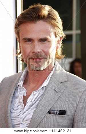 LOS ANGELES, USA - MAY 30: Sam Trammell at the HBO's