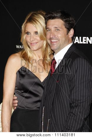 08/02/2010 - Hollywood - Patrick Dempsey at the World Premiere of