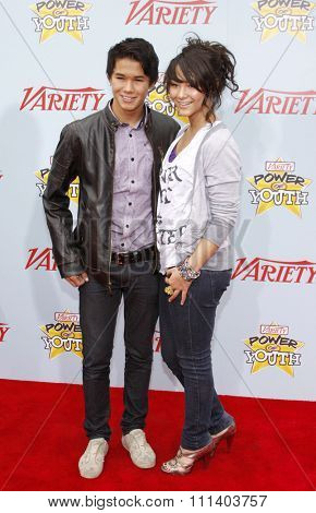 05/12/2009 - Hollywood - Booboo Stewart at the Variety's 3rd Annual Power of Youth Event held at the Paramount Pictures Studios in Hollywood, California, United States.