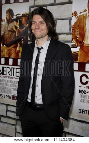 Patrick Fugit at the Los Angeles Premiere of