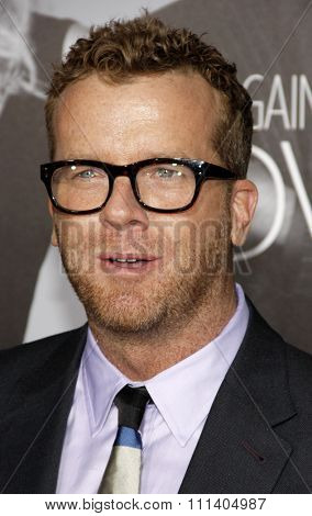 HOLLYWOOD, USA - FEBRUARY 8: McG at the Los Angeles Premiere of