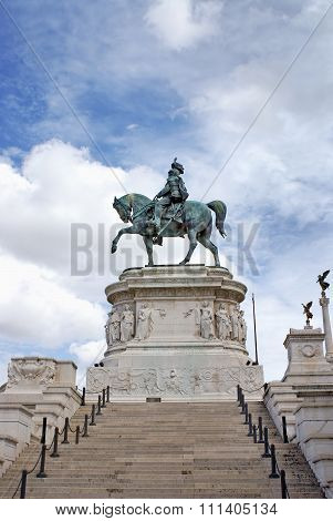 First King Of A United Italy, Victor Emmanuel Ii