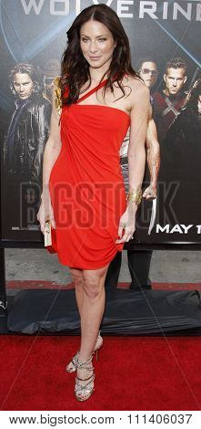 28/4/2009 - Hollywood - Lynn Collins at the Los Angeles Premiere of