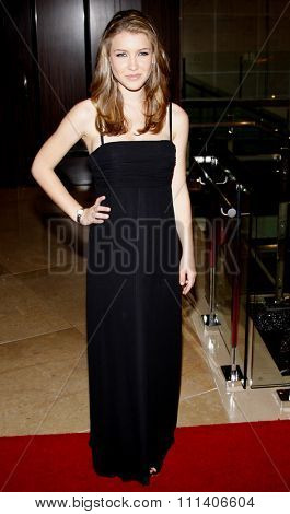 9/5/2009 - Beverly Hills - Nathalia Ramos at the 2009 Noche De Ninos Gala held at the Beverly Hilton Hotel in Beverly Hills, United States.