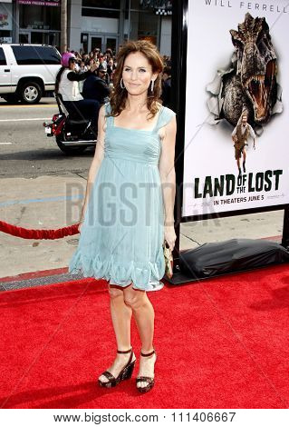 30/5/2009 - Hollywood - Amy Brenneman at the Los Angeles Premiere of