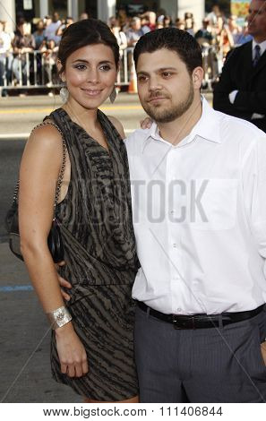 2/6/2009 - Hollywood - Jamie-Lynn Sigler and Jerry Ferrara at the Los Angeles Premiere of