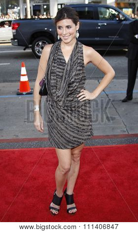 2/6/2009 - Hollywood - Jamie-Lynn Sigler at the Los Angeles Premiere of