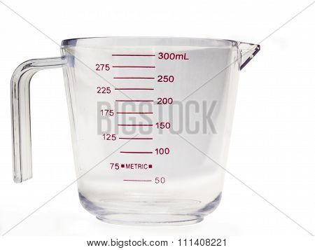 Measuring Cup Empty 1
