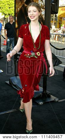 Michelle Trachtenberg attends the Los Angeles Premiere of