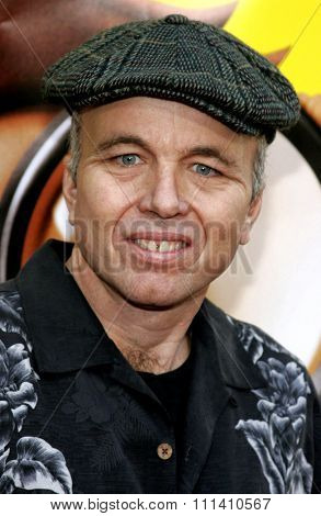 Clint Howard attends the World Premiere of