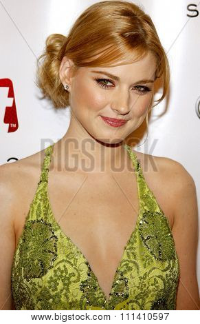 Alexandra Breckenridge attends the Season Two Premiere Screening of