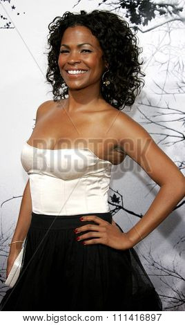 Nia Long attends the Los Angeles Premiere of