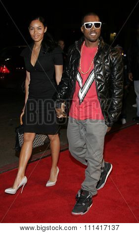 Kanye West attends the World Premiere of