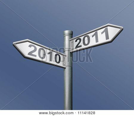 Roadsign 2010 2011