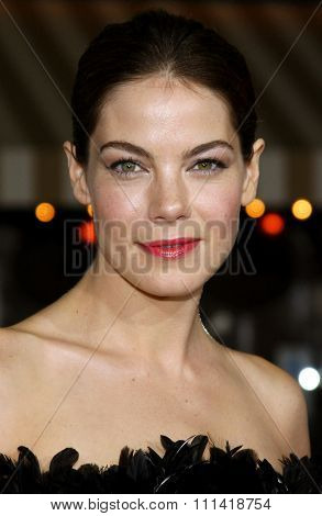 Michelle Monaghan attends the Los Angeles Premiere of