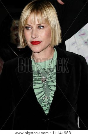 Patricia Arquette attends the
