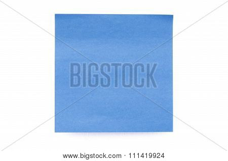 Post It single blue