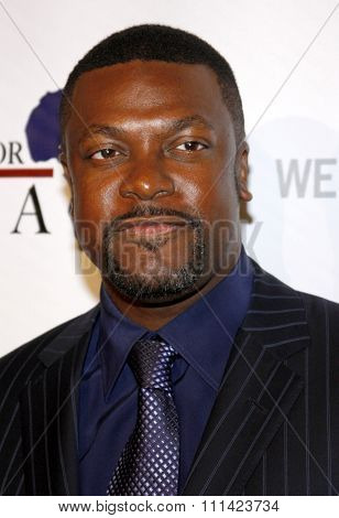Chris Tucker at the US Doctors For Africa Honors The First Ladies Of Africa held at the Beverly Hilton Hotel in Los Angeles, United States, 210409.