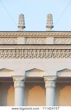 Classic style architecture