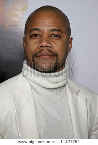 December 7, 2006. Cuba Gooding Jr. attends the Los Angeles Premiere of