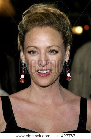 December 7, 2006. Virginia Madsen attends the Los Angeles Premiere of