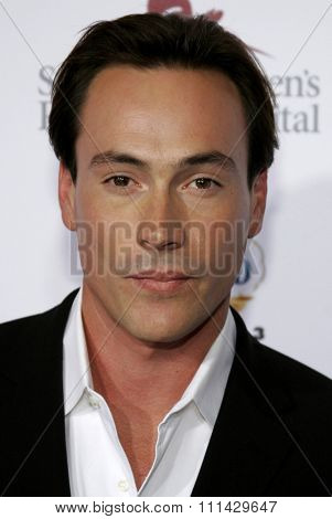 Chris Klein at the