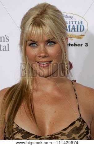Alison Sweeney at the