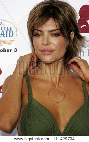 Lisa Rinna at the