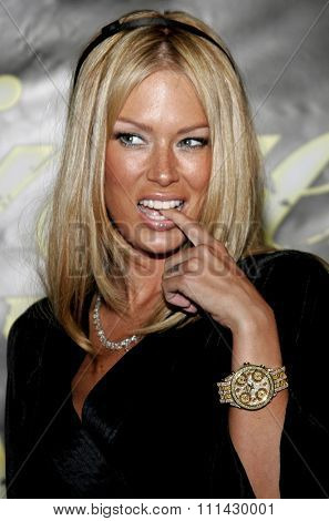 September 7, 2006. Jenna Jameson attends the Bodog.com Lingerie Bowl IV Kick-Off Party held at the Les Deux in Hollywood, California United States.