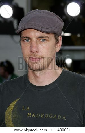 July 20, 2006. Dax Shepard at the World Premiere of