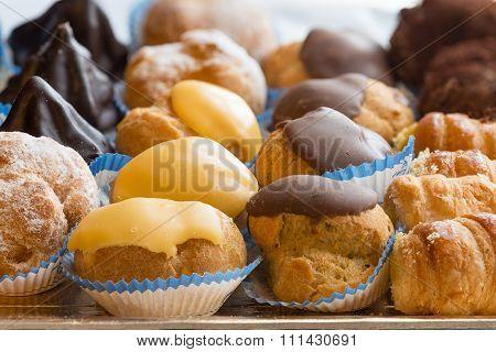 Traditional Italian Pastries