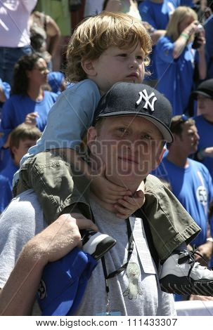 HOLLYWOOD, CALIFORNIA - June 19 2005. Michael Rapaport attends at the