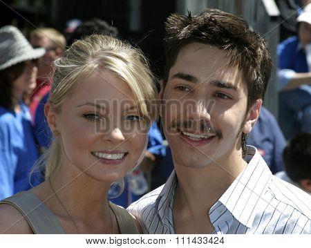 06/19/2005 - Hollywood - Justin Long at the