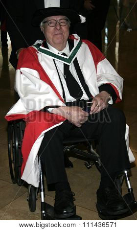 BEVERLY HILLS, May 6, 2005 - Honoree Writer Ray Bradbury attends at National University of Ireland Honorary Degree Conferring Ceremony at the Beverly Hilton Hotel in Beverly Hills, Los Angeles.