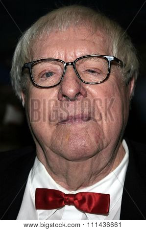 BEVERLY HILLS, CALIFORNIA, May 6, 2005 - Ray Bradbury attends at National University of Ireland Honorary Degree Conferring Ceremony at the Beverly Hilton Hotel in Beverly Hills, Los Angeles.