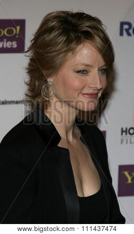 Jodie Foster at the 9th Annual Hollywood Film Festival Awards Gala Ceremony held at the Beverly Hilton Hotel in Beverly Hills, California United States on October 24, 2005.