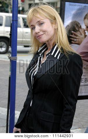Rebecca De Mornay at the