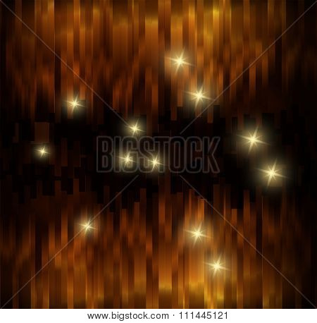 Dark red fantasy star background