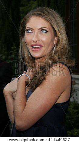 06/10/2006 - Bel Air - Rebecca Gayheart attends the Chrysalis' 5th Annual Butterfly Ball  held at Italian Villa Carla and Fred Sands in Bel Air, California, United States.
