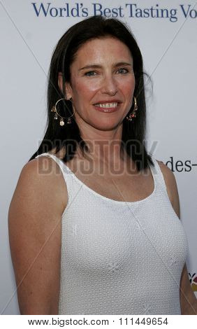 06/10/2006 - Bel Air - Mimi Rogers at the Chrysalis' 5th Annual Butterfly Ball  held at Italian Villa Carla and Fred Sands in Bel Air, California, United States.